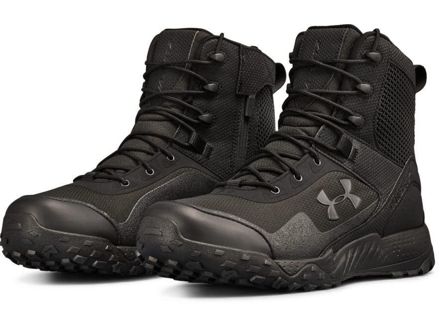 "Under Armour UA Valsetz RTS 1.5 Side-Zip 7"" Tactical Boots Synthetic Men's"