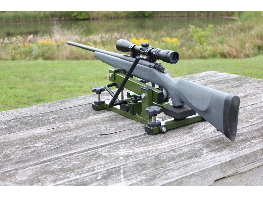 HySkore Track and Elevate Varmint Shooting Rest
