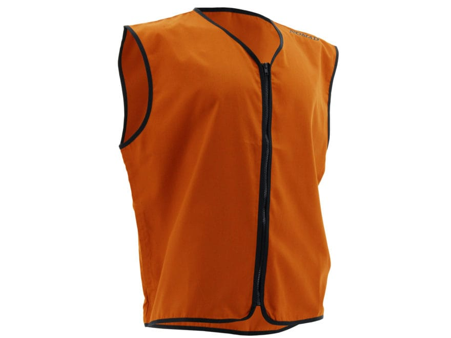 Nomad Men's Safety Vest Polyester