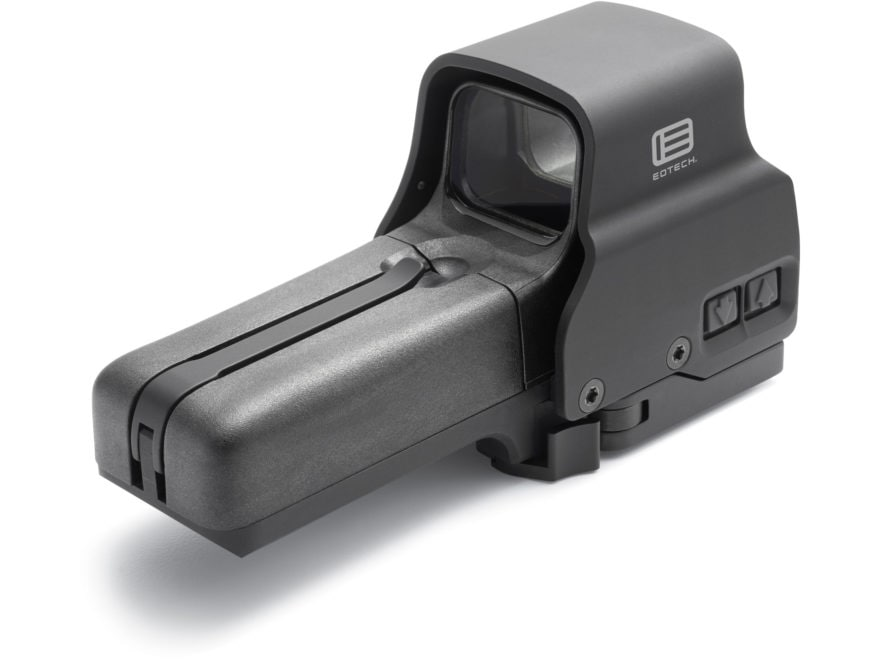 EOTech 518.2 Holographic Weapon Sight 68 MOA Circle with (2) 1 MOA Dots Reticle Matte A...
