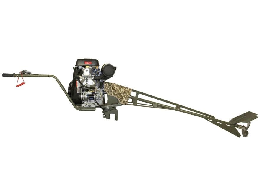 Beavertail 35 HP Vanguard Marine Gas Powered Long Tail Motor