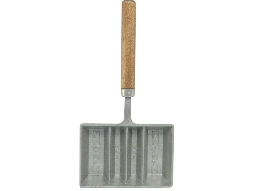 Lee 4-Cavity Ingot Mold with Handle