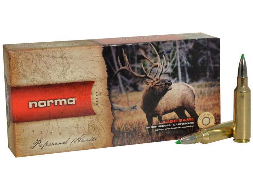 Norma USA American PH Ecostrike Ammunition 300 Winchester Short Magnum (WSM) 150 Grain ...