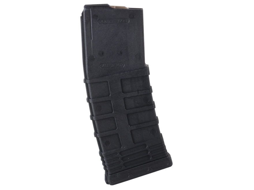 TAPCO Magazine AR-15 223 Remington, 5.56x45mm, 300 AAC Blackout 30-Round Polymer