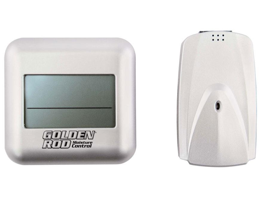 Golden Rod Digital Wireless Hygrometer