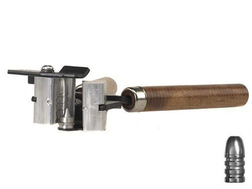 Lee 1-Cavity Bullet Mold 459-405-HB 45-70 Government (459 Diameter) 405 Grain Flat Nose...