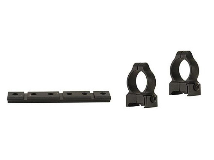 Durasight Z-2 Alloy 1-Piece Scope Base with Weaver-Style Rings CVA In-line Muzzleloader...