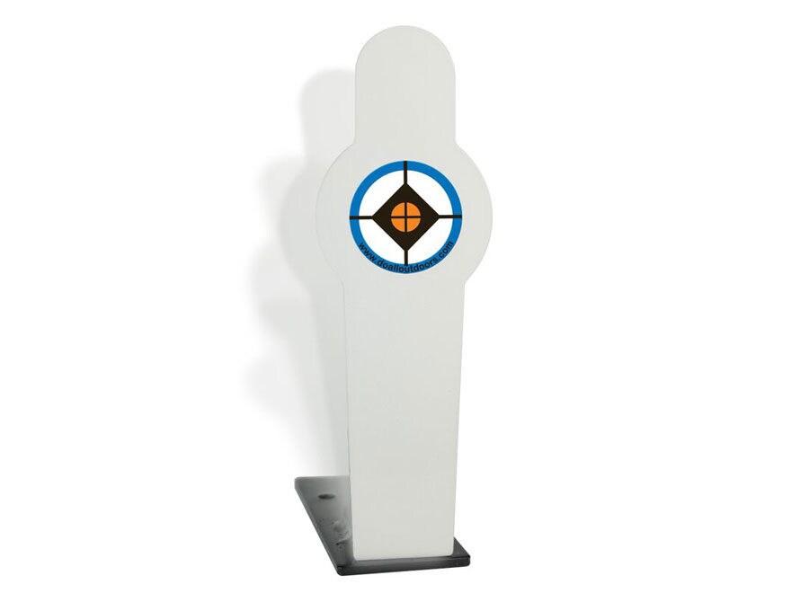 Do-All Silhouette Popper Target 22 Caliber Rimfire Steel