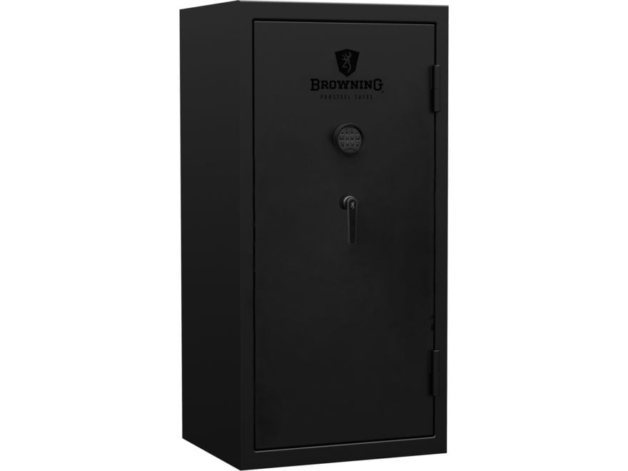 Browning Mark V Fire-Resistant 33 Gun Safe with Electronic Lock Black