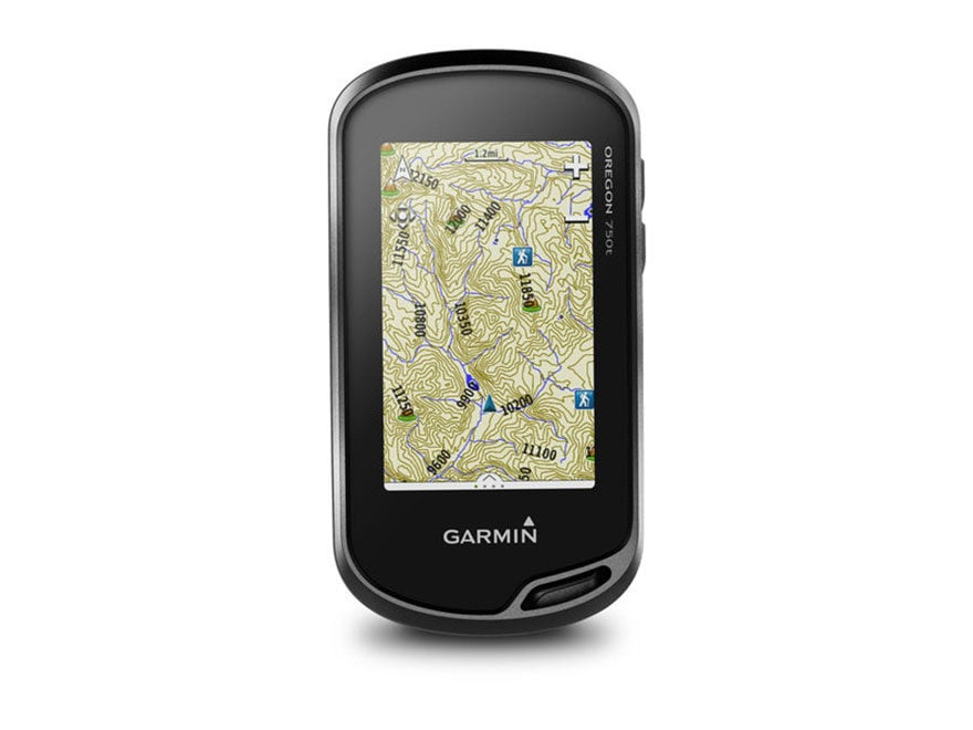 Garmin Oregon 750t Handheld GPS Unit