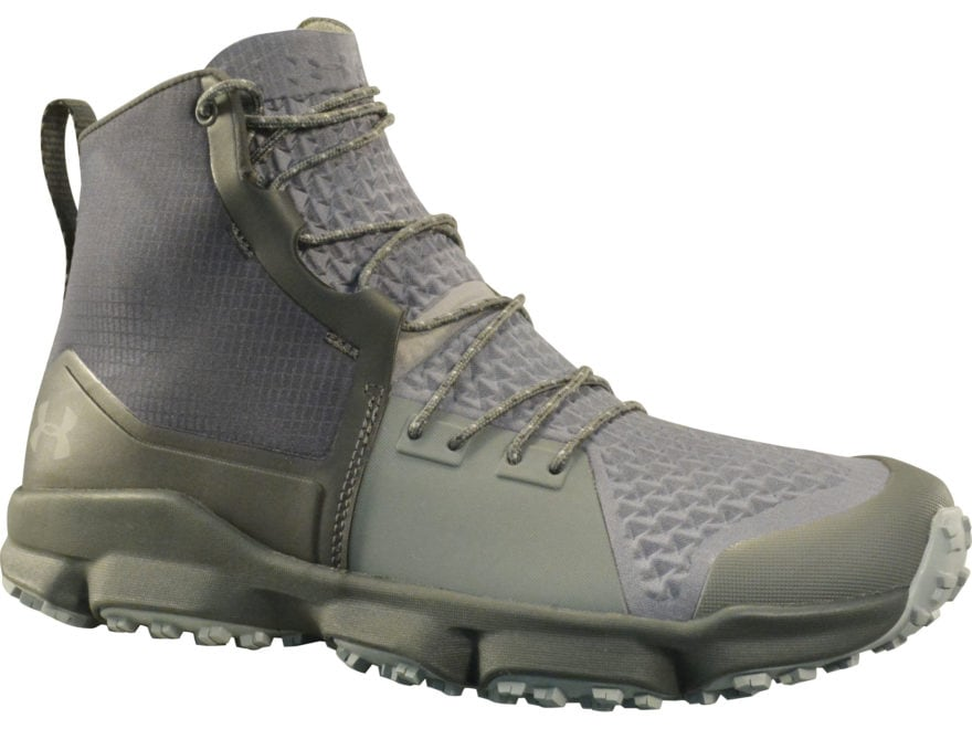 """Under Armour UA SpeedFit 2.0 Mid 6"""" Hiking Boots Synthetic Men's"""