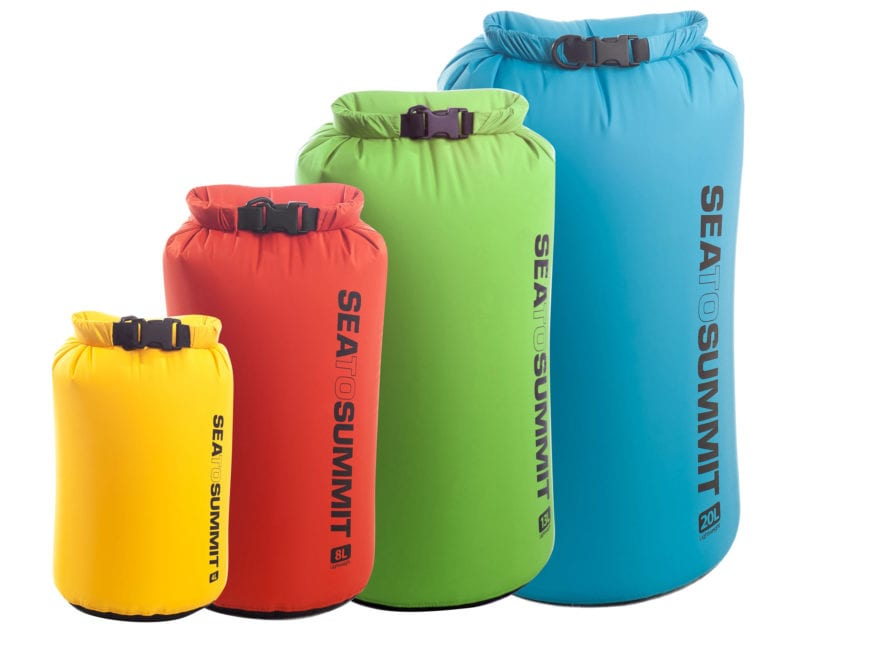 Sea to Summit Lightweight Dry Bag Nylon