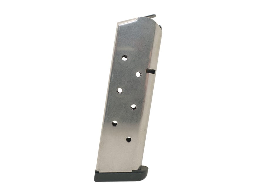Smith & Wesson Magazine 1911 Government, Commander 45 ACP 8-Round Steel
