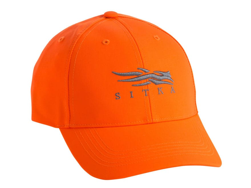 Sitka Gear Ballistic Cap Polyester Blaze Orange