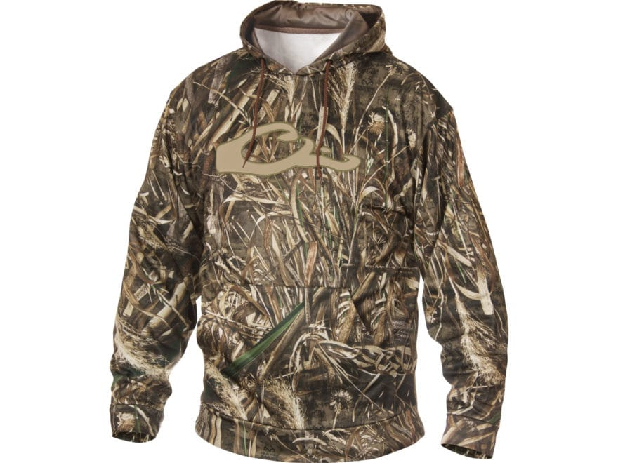 Drake Men's MST Performance Hoodie Polyester