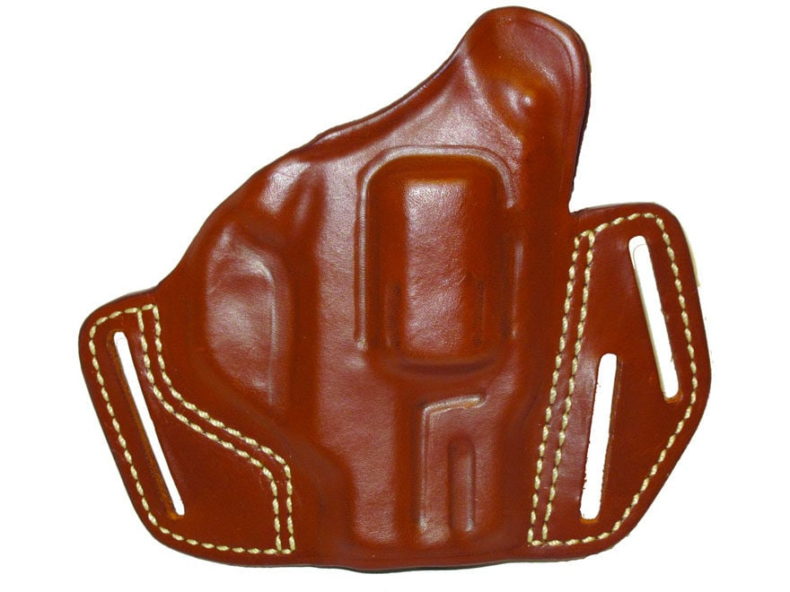 "Chiappa Rhino Revolver 2"" Brown Leather Holster"