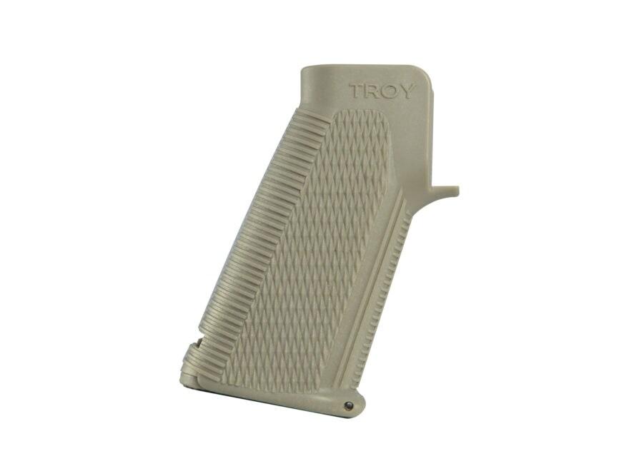 Troy Industries Enhanced Battle Ax CQB Grip AR-15, LR-308 Polymer