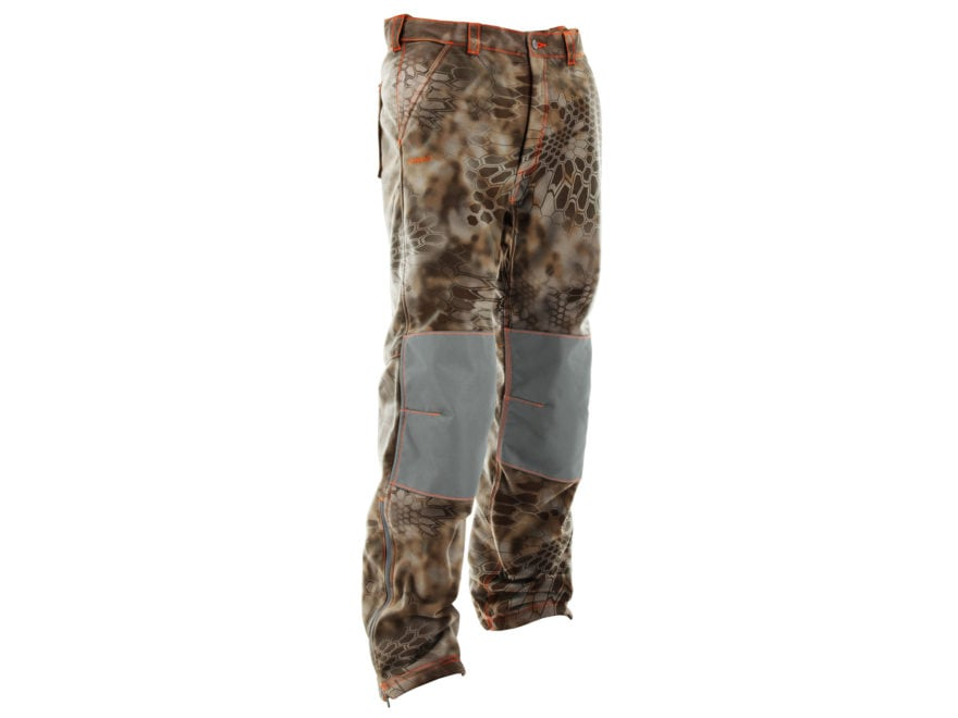085134cb247fb Nomad Syncrate Windproof Scent Control Pants Polyester Kryptek Banshee Camo