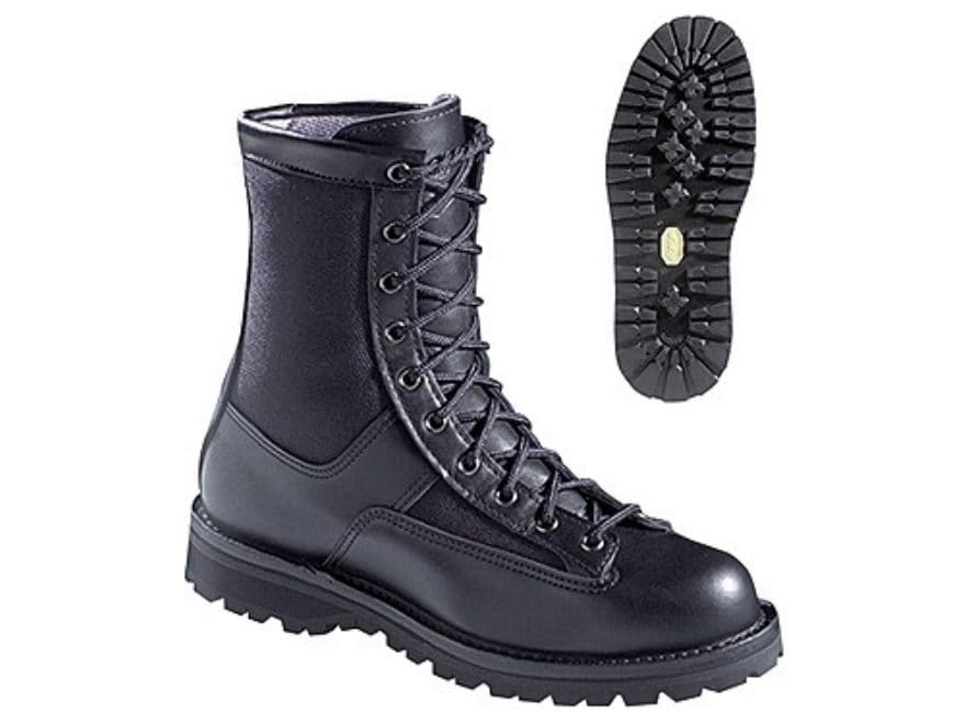 "Danner Acadia 8"" Waterproof GORE-TEX Tactical Boots Leather and Nylon Black Men's"