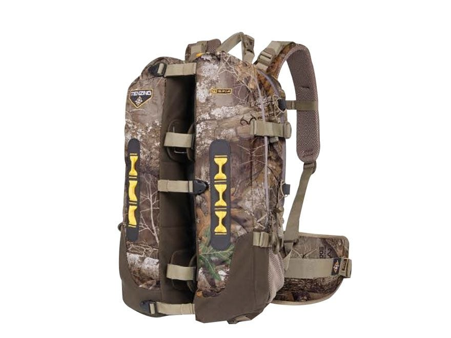 Tenzing TC SP14 Shooters Backpack Realtree Edge Camo