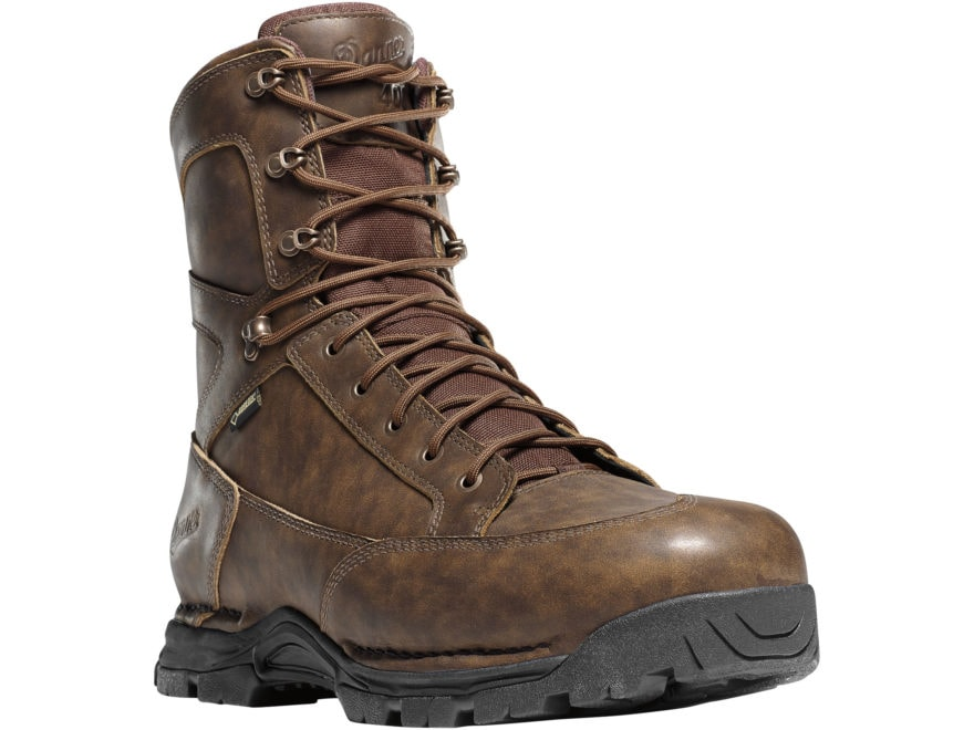 """Danner Pronghorn 8"""" Waterproof GORE-TEX 400 Gram Thinsulate Insulated Hunting Boots Lea..."""
