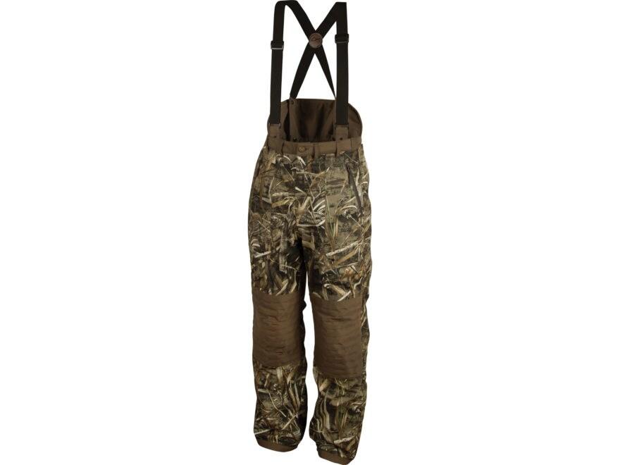 Drake Men's Guardian LST High Back Hunt Pants Polyester