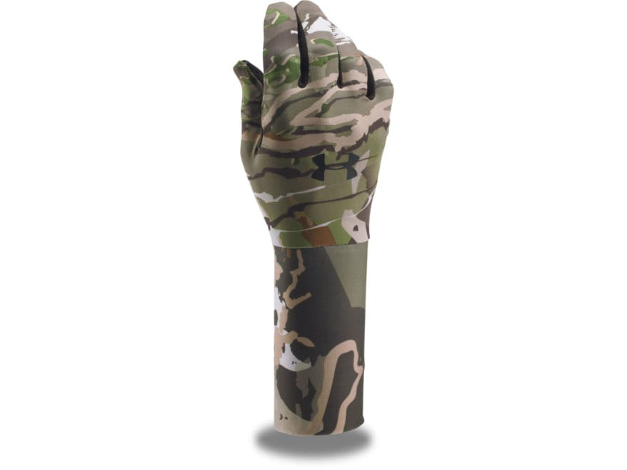 Under Armour UA Camo ColdGear Liner Gloves