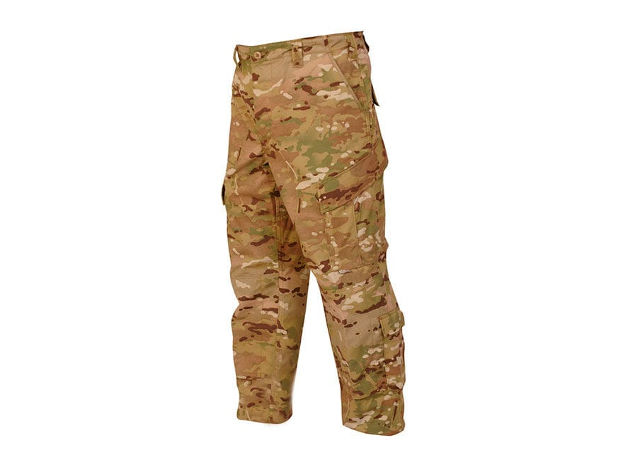 Tru-Spec Men's T.R.U. Tactical Pants Polyester Cotton Ripstop