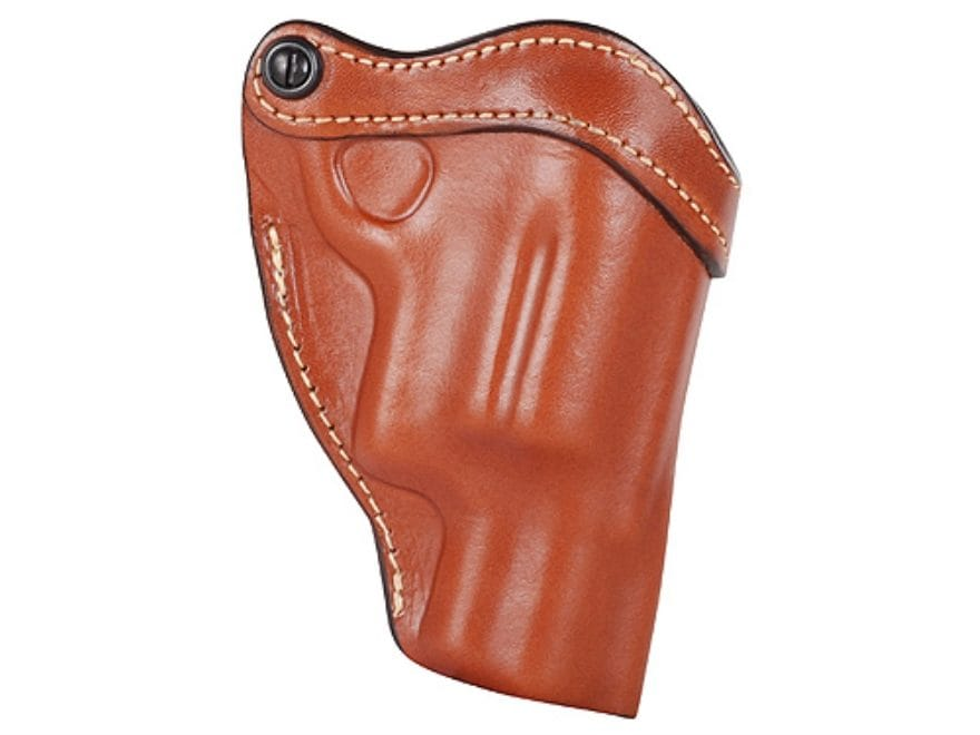 "Hunter 1165 Belt Holster Right Hand Taurus Judge Public Defender 2"" Barrel Leather Ches..."