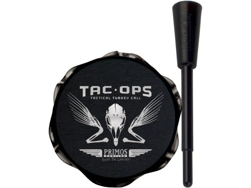Primos TAC OPS Aluminum Turkey Call