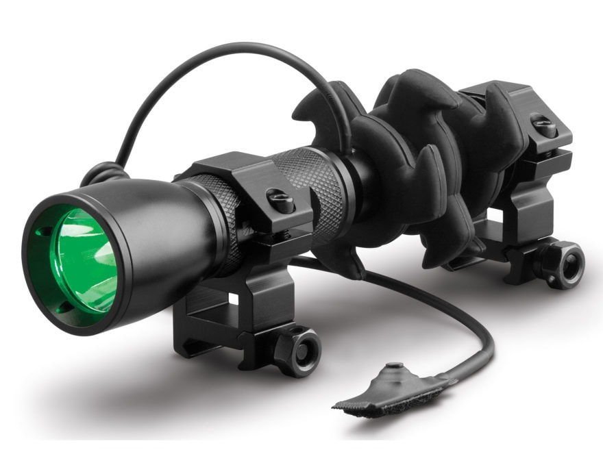 NAP Apache Predator Crossbow Green LED Light With Pressure Switch