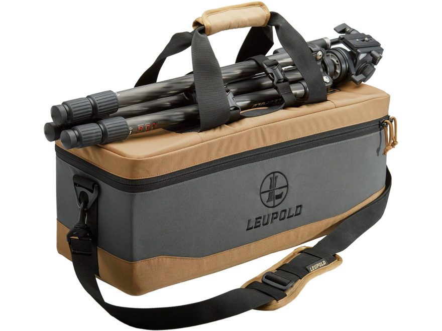 Leupold Optics GO Bag 600D Nylon Coyote/ Ranger Gray
