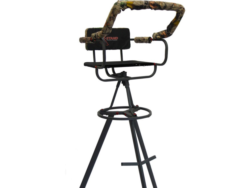 X-Stand The eXpress 13' Tripod Treestand Steel
