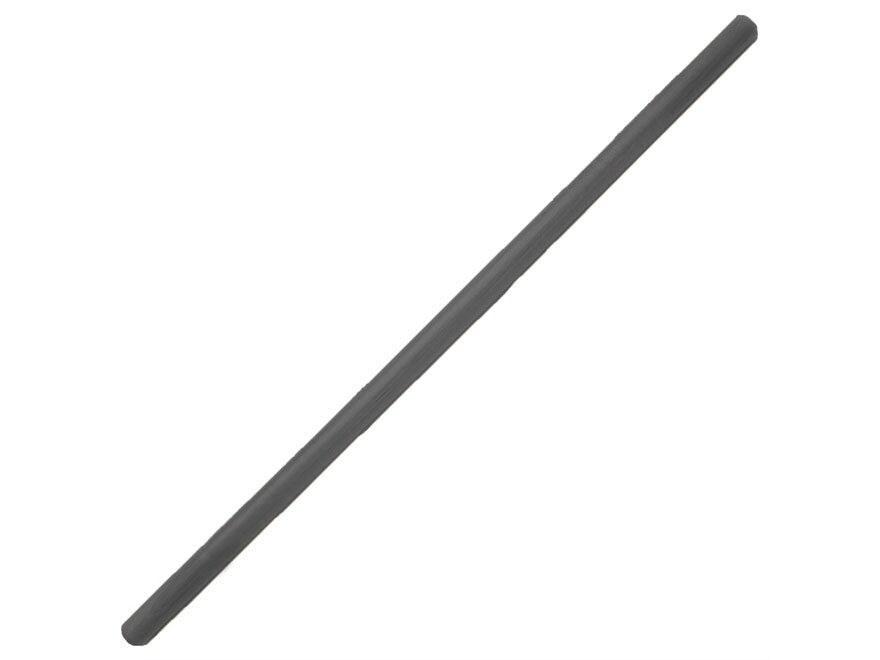 "Monadnock Wood Straight Stick with Plain Grip 26"" Black Hardwood"