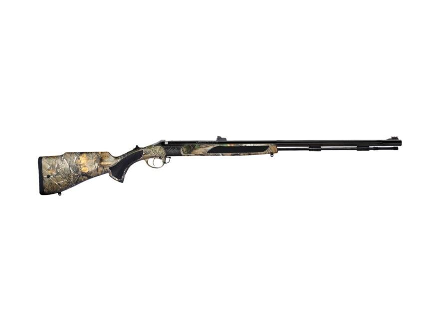 Traditions Vortek StrikerFire Back Country Northwest Magnum Muzzleloading Rifle 50 Cali...