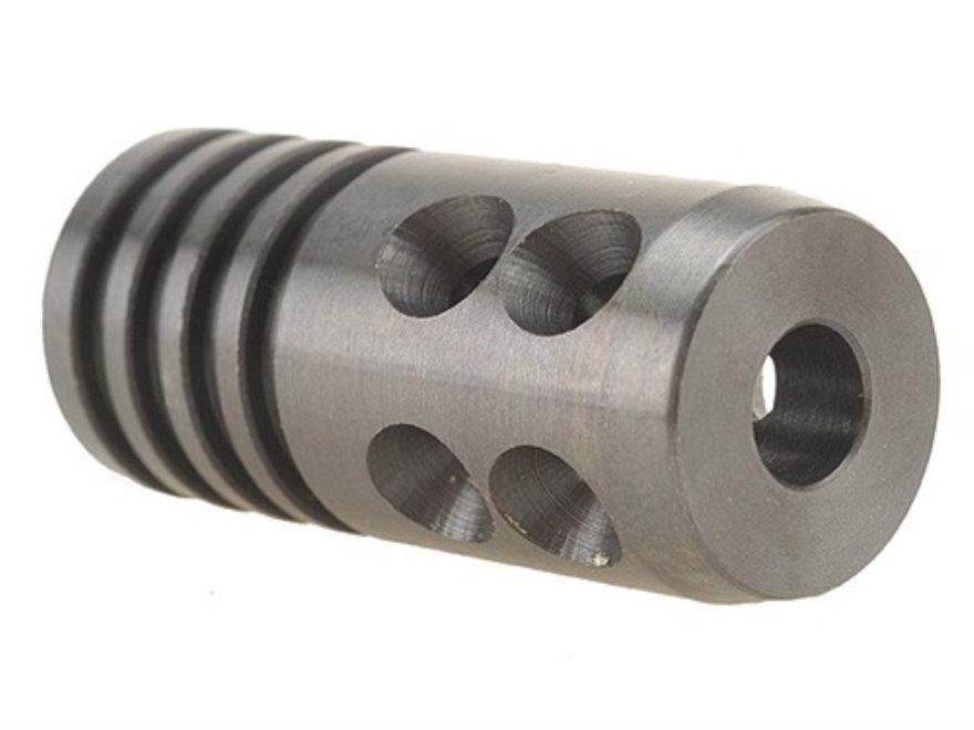 Tapco 10 Port Short Muzzle Brake Fn Fal Steel Matte