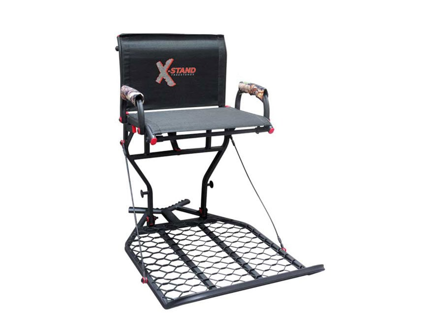 X-Stand The Patron Hang On Treestand Aluminum