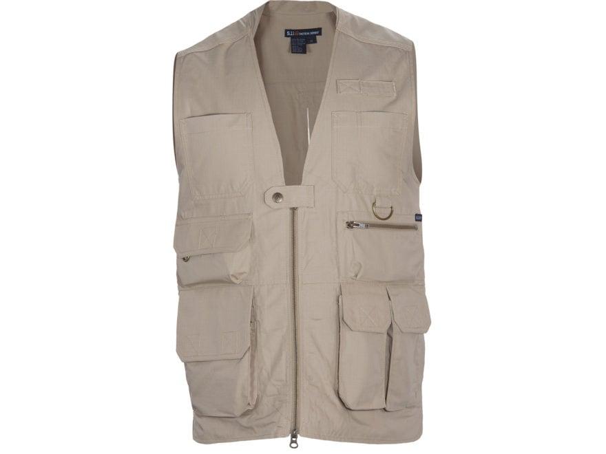 5.11 Men's Taclite Vest Poly/Cotton Blend