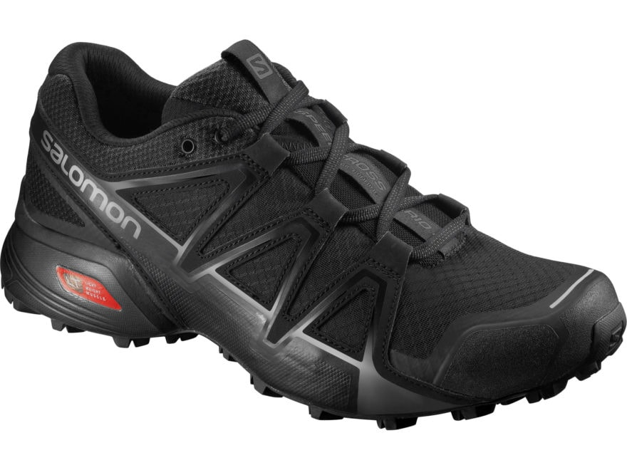 "Salomon Speedcross Vario 2 4"" Trail Running Shoes Synthetic Men's"