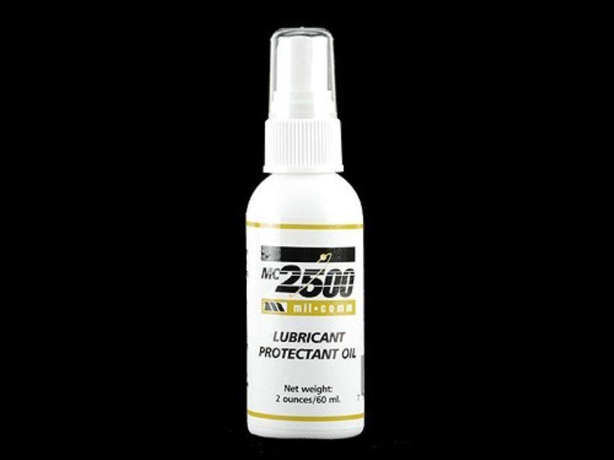 Mil-Comm MC2500 Gun Oil Liquid