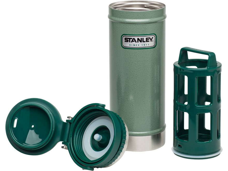 Stanley Classic Vacuum Travel Coffee Press 16 oz Green