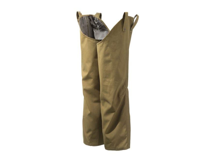 Beretta Men's Covey Waxed Upland Chaps Cotton/Nylon