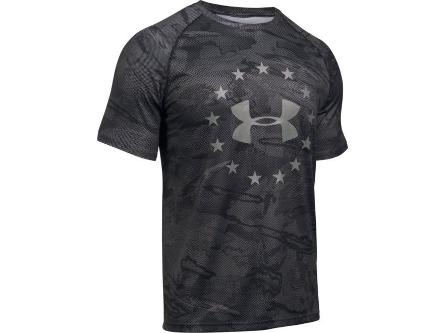 57cc45b6f Under Armour Men's UA Freedom Reaper Tech T-Shirt Short Sleeve Polyester.  Alternate Image; Alternate Image