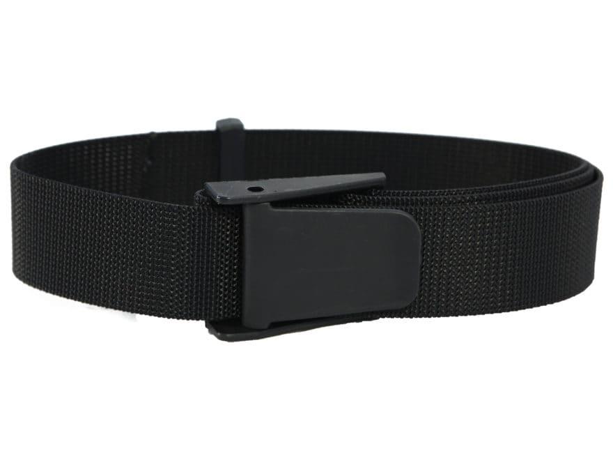 "Uncle Mike's Sidekick Holster Belt Adjustable to 50"" Nylon Black"