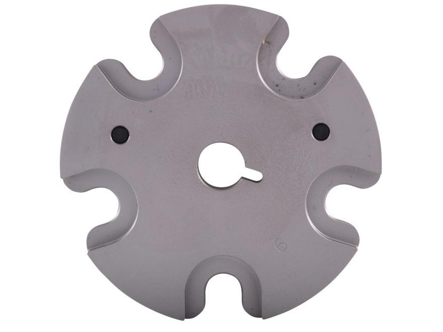 Hornady Lock-N-Load AP Progressive Press Shellplate #6 (38 Special, 357 Magnum, 7.62x39mm)