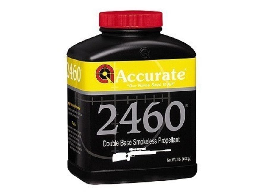 Accurate 2460 Smokeless Gun Powder