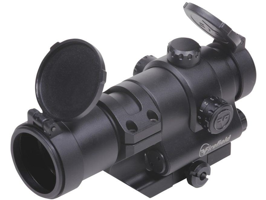 Firefield Impulse Red Dot Sight 1x 28mm and Red Laser Sight with Picatinny/Weaver-Style...