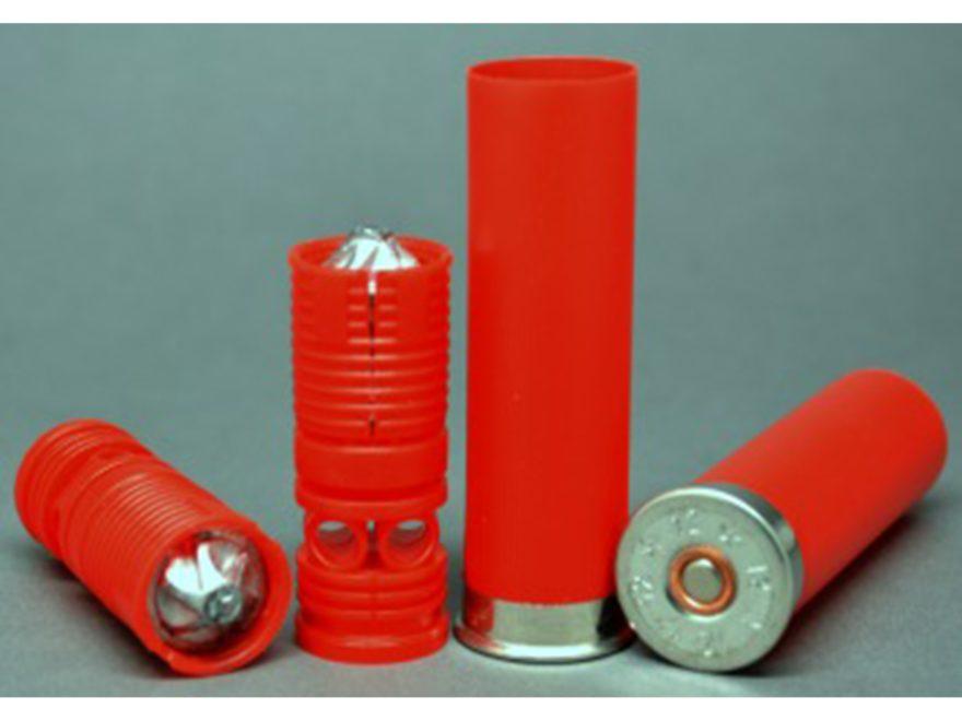 "Ballistic Products HITS LBC Force Sabot Component Package 12 Gauge 2-3/4"" Loads 25 Shells"