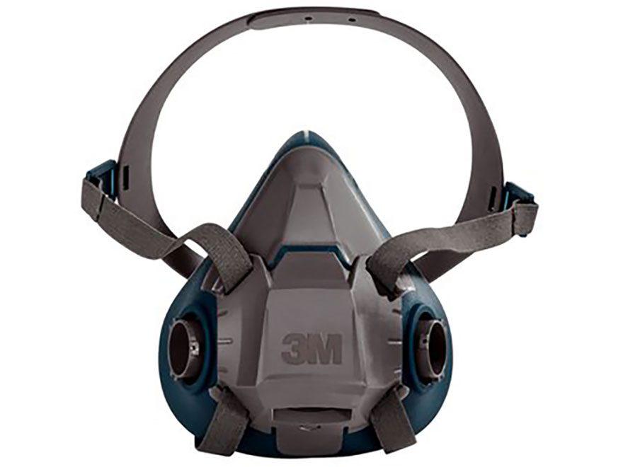 3M Rugged Comfort 6500 Respirator