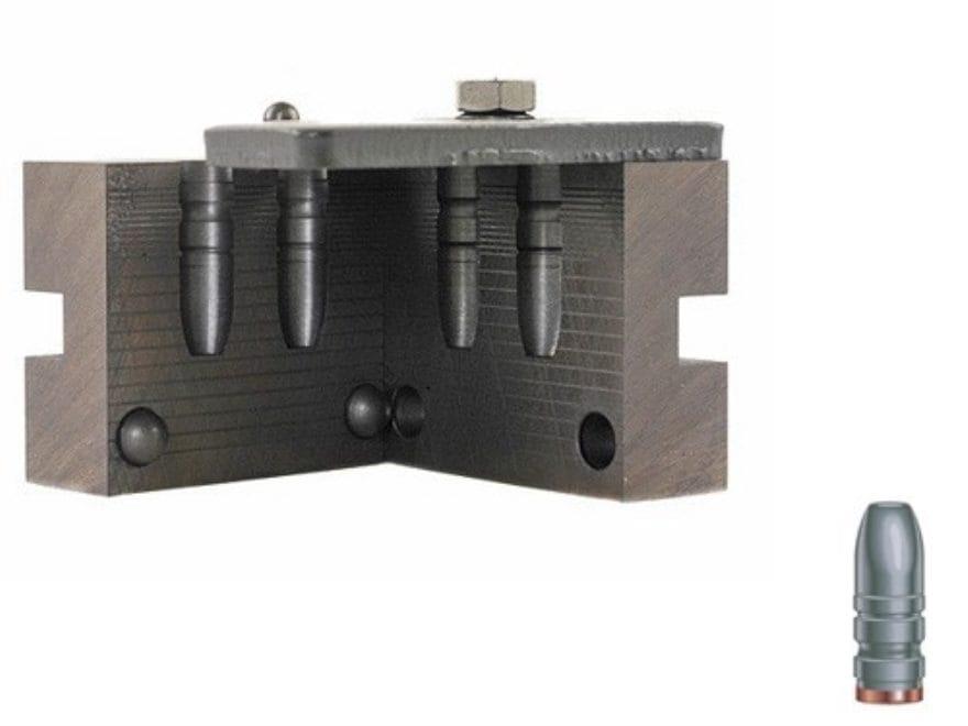 RCBS 2-Cavity Bullet Mold 32-170-FN 32 Caliber (321 Diameter) 170 Grain Flat Nose Gas C...